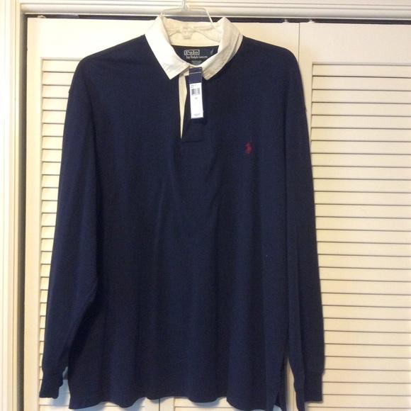 2b91c4db6d540c Polo by Ralph Lauren Shirts | Mens Long Sleeve Polo Shirt | Poshmark
